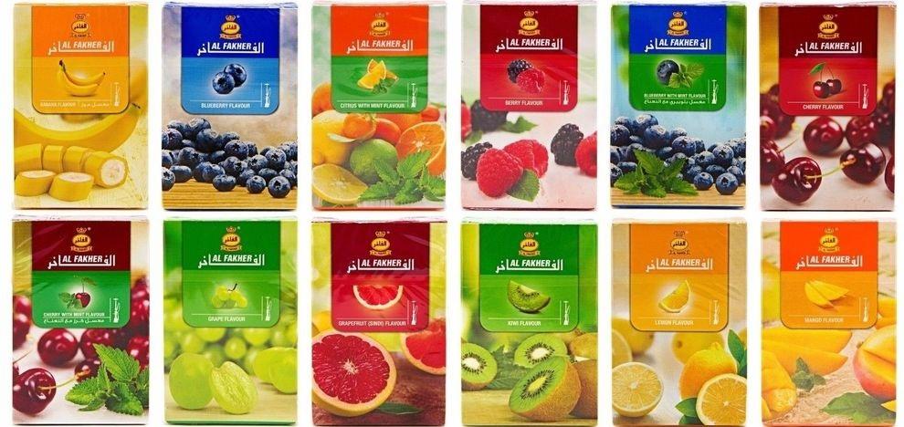 hookah shisha flavors